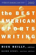 The Best American Sports Writing 2002 (The Best American Series), Glenn Stout, R