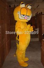 Garfield Kostüm Werbung Maskottchen
