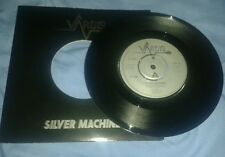 "Vardis - Silver Machine 7"" vinyl single - LOGO VAR-3"