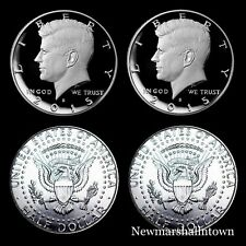 2015 P+D+S+S  Kennedy Mint Silver & Clad Proof Set ~ PD Coins from Mint Rolls