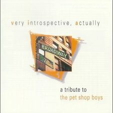 V/A - Very Introspective, Actually: A Tribute to Pet Shop Boys (CD)