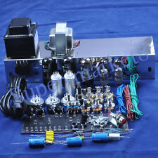 Fenders 5E3 Deluxe Guitar Tube Amp 6V6 Push Pull Kit & Chassis DIY
