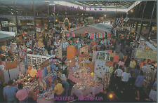Old Postcard: THE OLD FREMANTLE MARKET , Western  Australia.