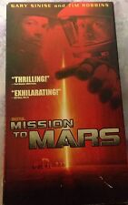 Mission to Mars VHS Gary Sinise Tim Robbins