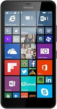"""NEW"" Microsoft Lumia 640 XL RM-1063 4G LTE  Black Unlocked Smartphone 5.7""HD720"