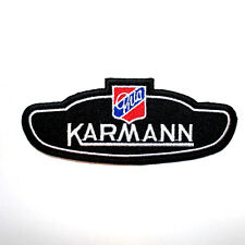 Volkswagen Karmann Ghia Vitage Classic Car Collectible Jeans Shirt Iron on Patch