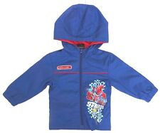 Marvel Amazing Spider-Man Boy's Windproof Jacket Hoodie W/Pockets Age 2 (88 Cm)