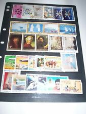 Beautiful Lot of Mauritania Stamps Removed from albums Topicals MAR31