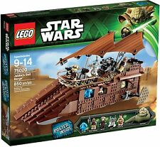 LEGO 75020 Star Wars Jabba's Sail Barge NEW