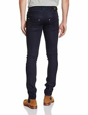 Versace Jeans New Collection men's skinny fit dark denim jeans size W30 x 34L