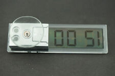 Car Auto Universal Dashboard Suction Cup LCD Display Electronic Clock Timer