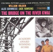 The Bridge on the River Kwai by Malcolm Arnold (CD-1995, Varese Sarabande) MINT