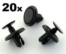 20x Plastic Trim Clips Toyota Wheel Arch Inner Wing Lining, Engine Shields Cover