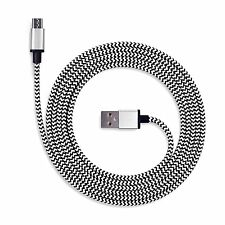 3M Micro USB 2.0 Sync Data Charger Charging Cable Cord For Samsung HTC LG Huawei
