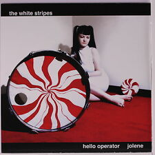 "The White Stripes - Hello Operator / Jolene 7"" Vinyl 45rpm - BRAND NEW"