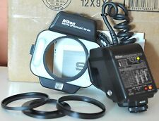 Nikon Speedlight SB-29s Ring Light/Macro Flash for  Nikon Exc+++++