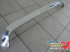 2012-2016 Dodge Ram 2500-5500 Chrome Front Bug Air Deflector Mopar OEM