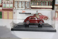 "VW Maggiolino 1200 Biscotto ""Wiking CLASSICA"" IN PC-Box (Wiking/H 506"