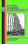 Machado: Campos de Castilla (Spanish Texts) by Machado, Antonio