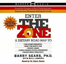 The Zone: A Dietary Road Map to Lose Weight Permanently : Reset Your   ExLibrary