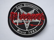 POSSESSED TOTAL POSSESSION EMBROIDERED PATCH