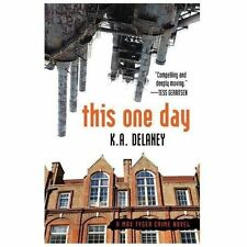This One Day (Max Tyger Crime Novels)-ExLibrary