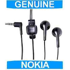 GENUINE Nokia 1616 E52 Mobile HEADPHONES handsfree original cell phone earphones