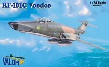 RF-101 C VOODOO (USAF MARKINGS) 1/72 VALOM