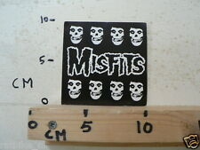 STICKER,DECAL MISFITS MUSIC