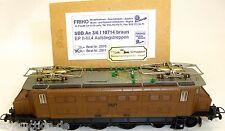 SBB Ae 3/6 I 10714 braun EpII für Märklin AC FRIHO 2011 OVP 1:87 KA3 µ