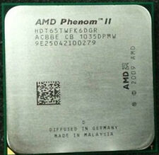 AMD Phenom II X6 1065T HDT65TWFK6DGR 2.9GHz AM3 95W 6-Core CPU Processor Tested