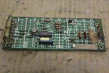 RELIANCE ELECTRIC PC METER FILTER CIRCUIT BOARD CARD 54345-3 608827-56A