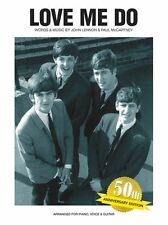 The Beatles Love Me Do 50th Anniversary Edition Piano Guitar PVG Music Book