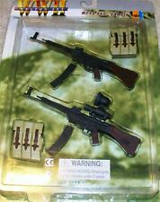 "DRAGON WWII 1/6 SCALE MP44 VAMPIR WEAPON SET #71029 FOR 12"" FIGURES NEW"