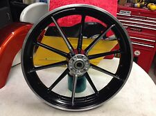 Harley Touring Softail Dyna Breakout Wheel 21x3.5 Rim NON ABS OR ABS Bearing