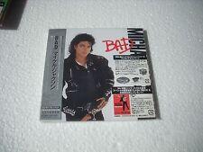 MICHAEL JACKSON / BAD - edizione giapponese versione mini LP