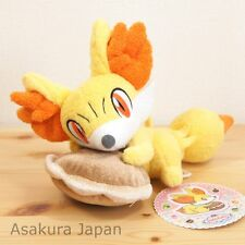 Pokemon Center Original Plush Poke Palre Fennekin doll PokePalre from Japan