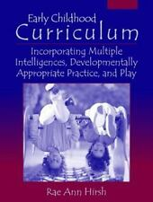Early Childhood Curriculum: Incorporating Multiple Intelligence Theory-ExLibrary