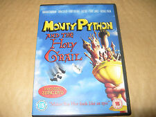 Monty Python And The Holy Grail (2 DVD, 2002)
