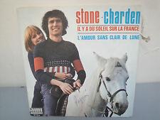 Vinyle 45 Tours - Stone et Charden