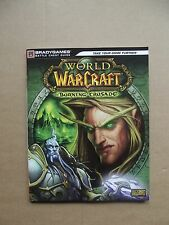 World Warcraft, burning crusade book.