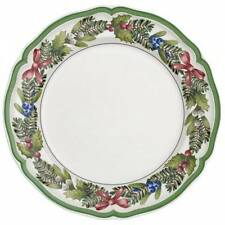 Villeroy & and Boch FRENCH GARDEN NOEL - NEW dinner plate 26.5cm NWL