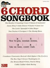 6 Chord Songbook Strum And Sing Play FOLK POP SONGS Lyrics Chords Music Book