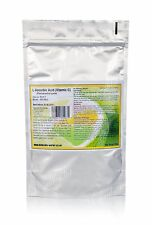 500g Ascorbic Acid powder•Vitamin C•Pharmaceutical grade•100% pure!•BP/USP/EP•