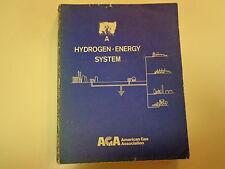 A Hydrogen Energy System 1972 Power Plant American Gas Association