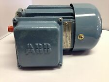NEW ABB MOTOR QU71M2BT 3 PHASE 500 VAC.