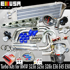 T04E T3/T4 Internal Turbo Kits for 2001-2006 BMW325i/325xi/325Ci E46 V6 Engine