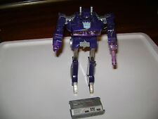 Transformers G1 Shockwave w/gun tip