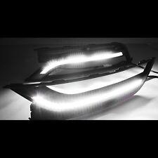 LED 2Way Daytime Running Light DRL For Volkswagen VW Passat B7 2012~2013