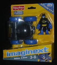 BATMAN & MOON ROVER Imaginext Toys R Us DC Gotham City MIP